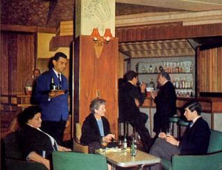 Ladies Bar, Avalon Hotel ,Gardens 1968.