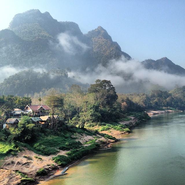 Nong Khiaw, Laos 101