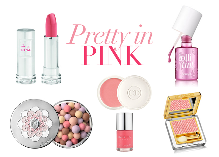 Pretty in Pink Wishlist