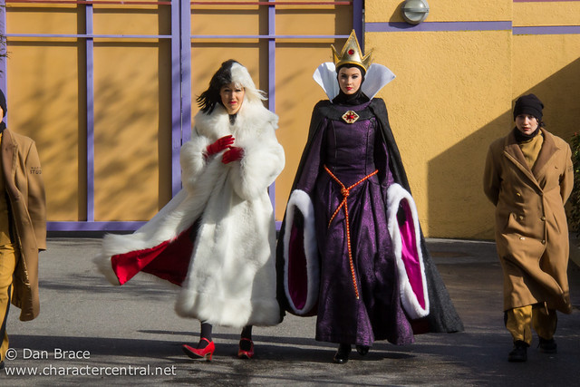 Cruella and The Queen