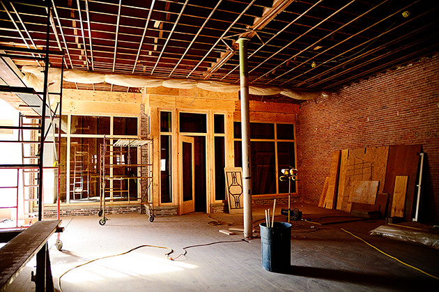 Building Update March 4