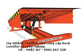www.123raovat.com: Sàn nâng tự động Dock Leveller Delta - USA BRAND