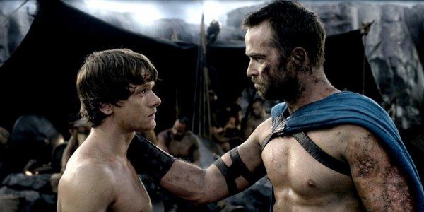 300 спартанцев: Расцвет империи