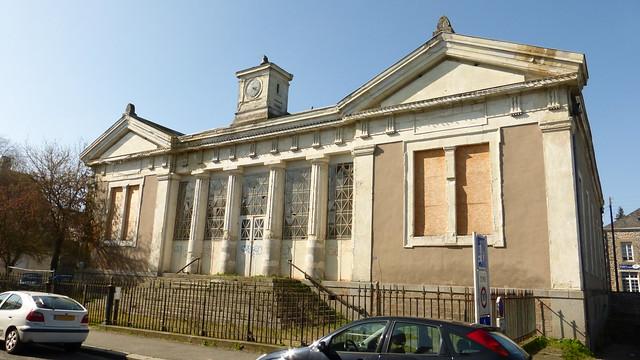 471 Le palais de justice, Mayenne