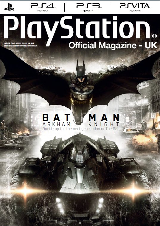 OPM UK March 2014 Issue Cover