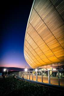 Lee Valley VeloPark, London