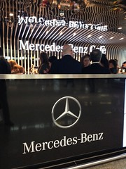 Mercedes Benz Cafè
