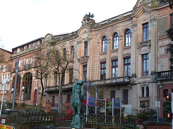 bibliothèque montauban