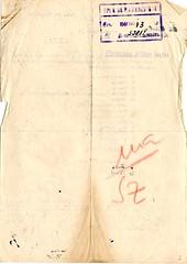 IV/3.a. Az egri német állomásparancsnokság kérelme a zsidó ingóságok használatra való kiadására, és annak elintézése 1944. október 13-án.