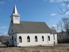 Abandoned Church, Lynchburg, Va