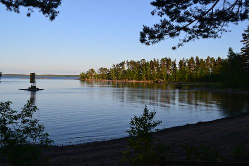 lake beach june finland geotagged shore es fin taipalsaari saimaa 2011 eteläsavo 201106 suursaimaa eteläkarjala 20110622 rv111 geo:lat=6127779100 geo:lon=2805899600 pienisarviniemi
