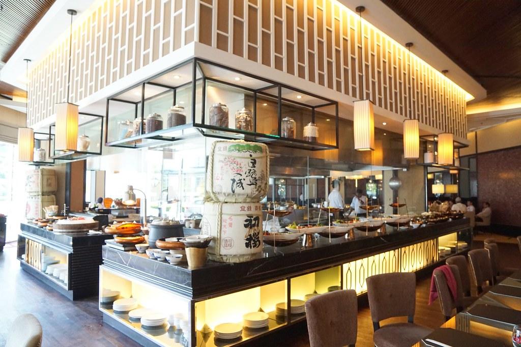 japanese section - majestic hotel kl - contango buffet