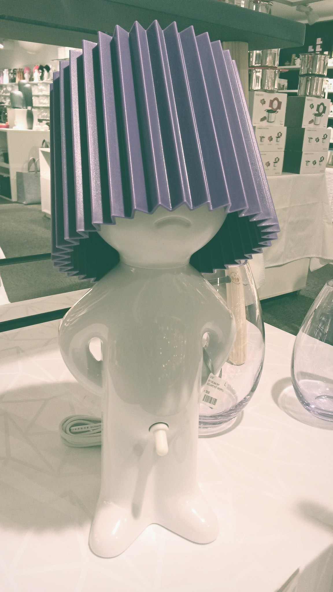 a cute little lamp