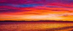 Sunset at Mission Beach