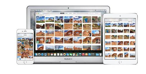 Photosアプリは近日公開2!