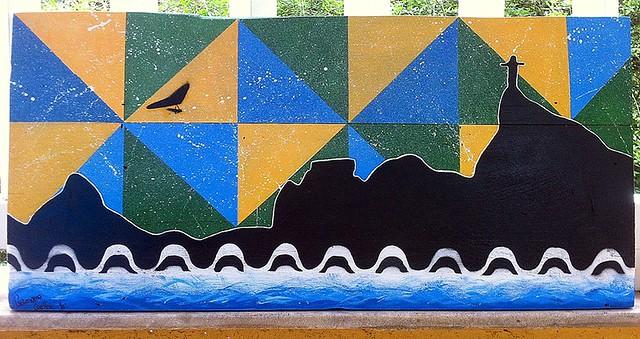 Rio de Janeiro! Reciclando madeira e ideias
