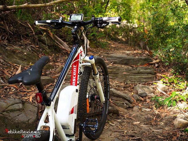 "Velectrix Ascent+ Electric Mountain Bike • <a style=""font-size:0.8em;"" href=""https://www.flickr.com/photos/ebikereviews/16480986702/"" target=""_blank"">View on Flickr</a>"