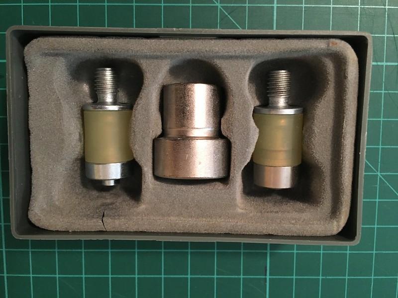 Petite and Sewing: DK-93 Manual Snap Press
