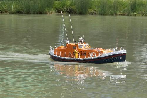 Solent lifeboat