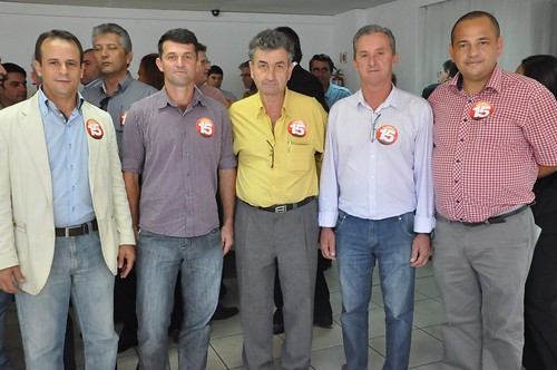 1º Encontro de Prefeito, Vice-prefeito e Vereadores, 2013