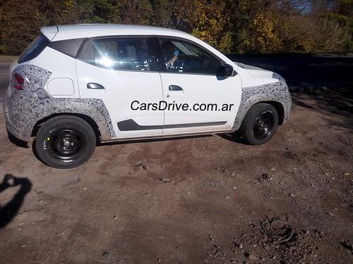 Renault Kwid en Argentina