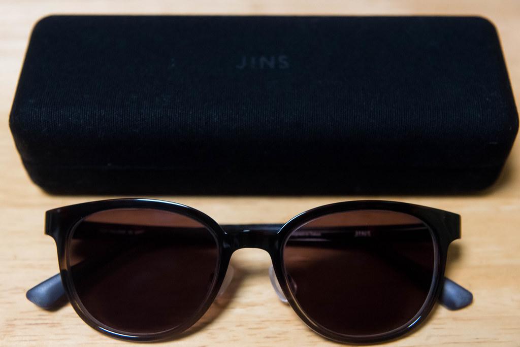 JINSのサングラス-1