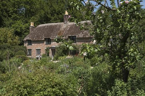 Upper Bockhampton dalla vita di Thomas Hardy
