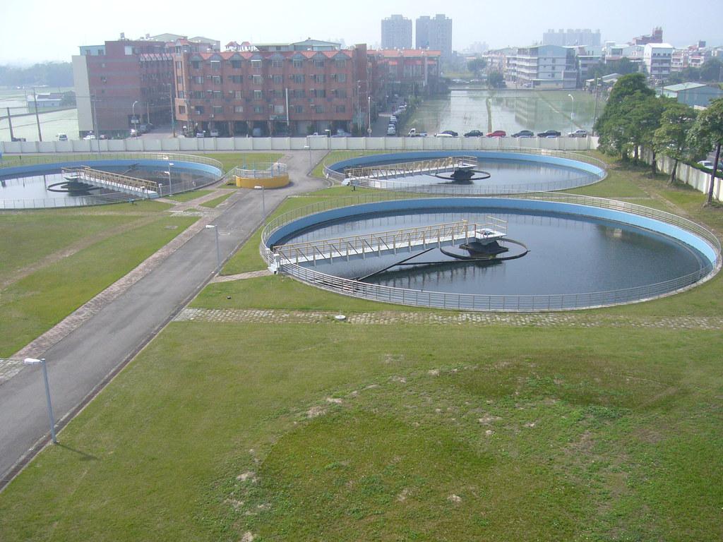 福田水資源回收中心。照片提供:內政部。