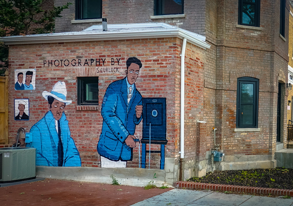 2016.06.12 Addison Scurlock Mural, Shaw Neighboorhood, Washington, dC USA 06