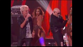 Pitbull and REO Speedwagon on Greatest Hits