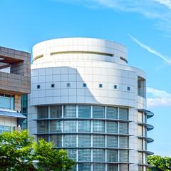 University of Iowa Foundation Building - Richard Meier