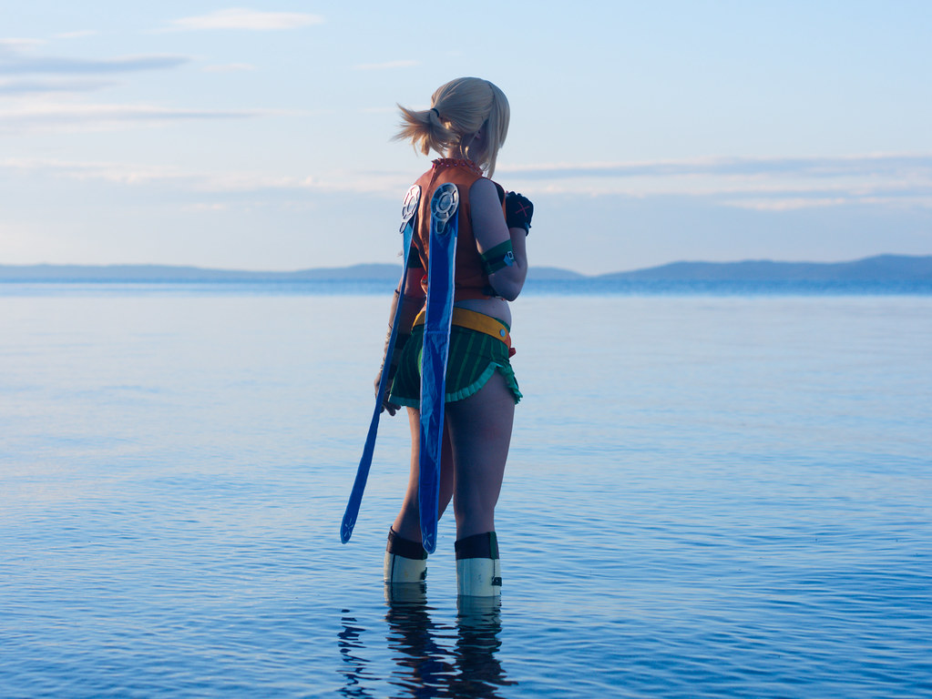 related image - Shooting Rikku - Final Fantasy - Plages des Salins - Hyères - 2016-06-12- P1420011