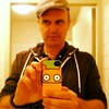 #iphone #me #monster #telephone #blurry #prague