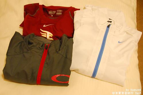 戰利品-Nike+Oakley