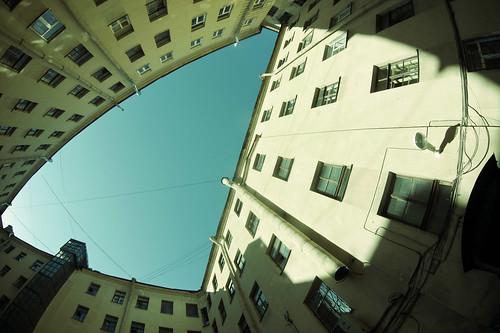 St.Petersburg Courtyards exhibition set