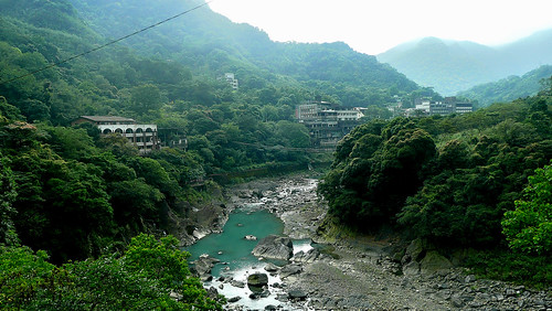 View of Wulai