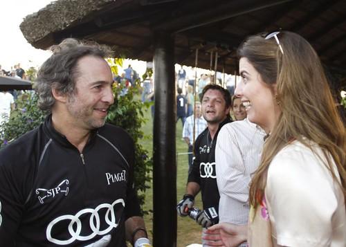 José Eduardo Kalil and wife Renata Kalil