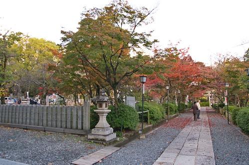 【写真】2012 紅葉 : 長岡天満宮/2020-10-09/IMGP6549