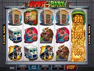 Bust the Bank Safe Bonus