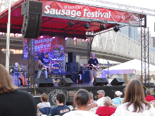 Queen City Sausage Festival