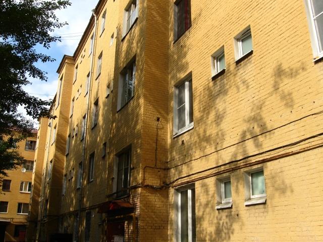 Жилые дома кооператива 1-е Замоскворечье 13