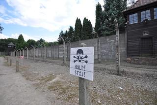 Image of Concentration Camp Auschwitz (Auschwitz I) near Oświęcim.