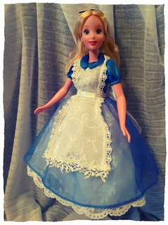 Mattel alice in wonderland