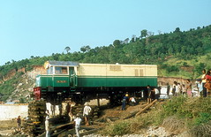 * Indonesien  Dieselloks  New Scan