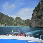 Einen Ausflug nach Phi Phi Island