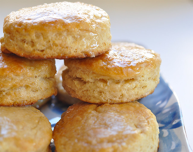 Honey Butter Biscuits | Made In Our Kitchen: Easy Recipes Made By An ...