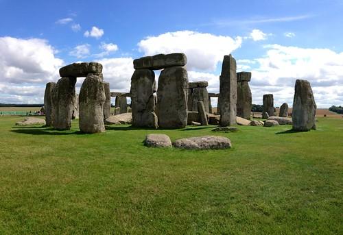 stonehenge londra
