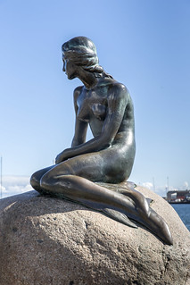 The little mermaid Copenhagen 20130420_046