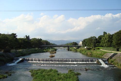 2013/09 賀茂川