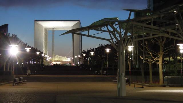 La Grande Arche de la Défense, Ile-de-France